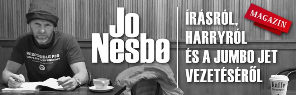 Jo Nesbo cikk