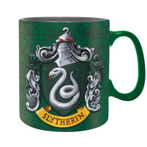 Harry Potter bögre Mardekár Ház mintával 460 ml