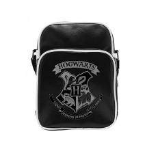 Harry Potter kis oldaltáska Roxfort címer mintával