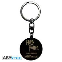 Harry Potter kulcstartó 9 és háromnegyedik vágány