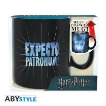 Potter hőre változó bögre - Patrónus
