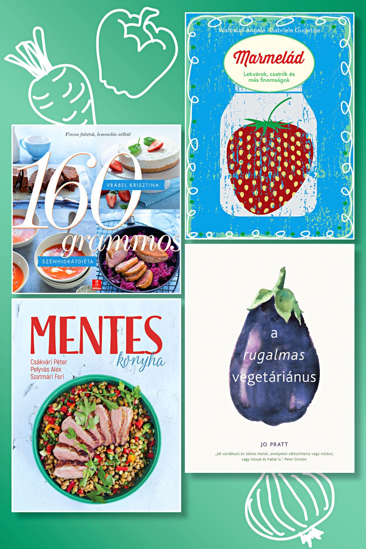 Finom és egészséges! könyvcsomag