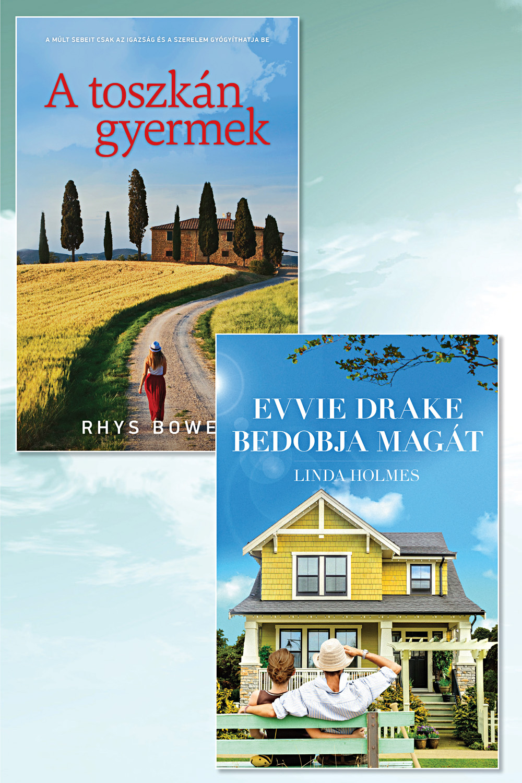 Romantikus könyvcsomag, nagy utazóknak