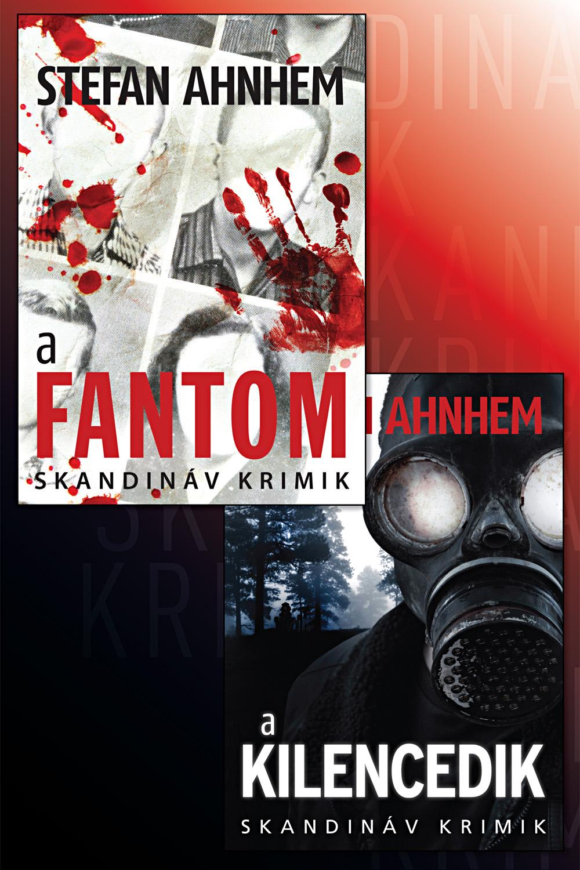 Stefan Ahnhem kezdő könyvcsomag (Fabian Risk 1-2. rész)