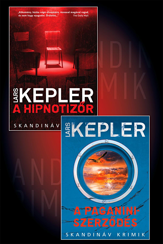 Lars Kepler kezdő könyvcsomag (Joona Linna 1-2. rész)