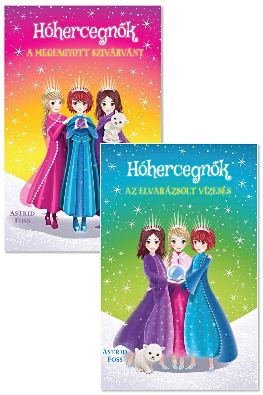 Hóhercegnők könyvcsomag lányoknak! 2.